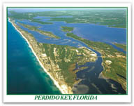PERDIDO KEY, FLORIDA    $9.95 retail