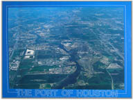 PORT OF HOUSTON  sold out  $44.95 custom print only