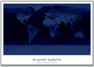 PLANET EARTH Saturday Night  $9.95  retail